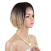 Box Trenzas Trenza de la torcedura Extensiones de cabello Kanekalon Las trenzas de pelo