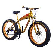 マウンテンバイク サイクリング 24スピード 26 inch/700CC SHIMANO TX30 ダブルディスクブレーキ サスペンションフォーク アルミ合金フレーム アルミニウム合金 アルミニウム 合金