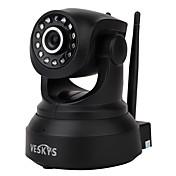 veskys® 720p hd wi-fi ip fotoaparat w / 1.0mp pametni telefon daljinski nadzor bežična podrška 64gb tf kartica