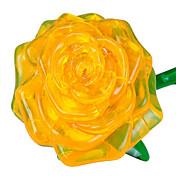 ジグソーパズル DIYキット 3Dパズル ビルディングブロック DIYのおもちゃ サーキュラー プラスチック