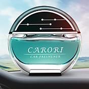 ornamento de perfume de carro dança ritmo purificador de ar automotivo