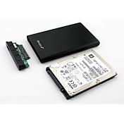 2,5 polegadas laptop disco rígido geral sata porta serial usb 3.0 disco rígido caixa