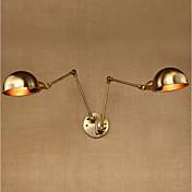 AC 100-240 AC 110-120 60 E26/E27 Vintage Moderno/Contemporáneo Retro Campestre Característica for Mini Estilo,Luz hacia abajo Luz de pared
