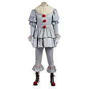 Disfraces de Cosplay Burlesques/Payaso Cosplay de películas  Mangas Halloween Navidad Carnaval Unisex Poliéster / Algodón