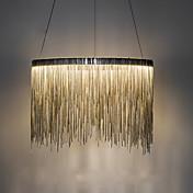 Lámparas Colgantes ,  Moderno / Contemporáneo Cromo Característica for LED Los diseñadores MetalSala de estar Dormitorio Habitación de
