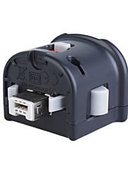 MotionPlus adaptér pro Wii / Wii u dálkového ovládání (černý)