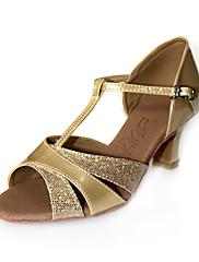 umjetne kože / pjenušava gornji žene latinski ples ballroom cipele cipele više boja