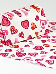 心臓スタイル飲料用ナプキン(12個セット)