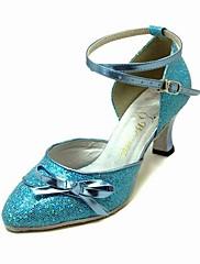 šumivé třpytky / umělá kůže horní sál moderní taneční boty pro ženy více barev