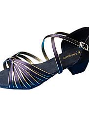 přizpůsobit výkon taneční boty saténové horní latinské boty pro děti