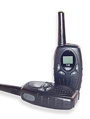 22 kanálů Walkie Talkie s podsvícením LCD displej (2-pásmový rádio, 2km rozsah)