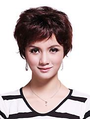 capless krátké nejvyšší stupeň kvality syntetické vlasy paruka