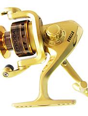 Spinning Reel / Role za ribolov Smékací navíjáky 5.1:1 1 Kuličková ložiska LevorukýMořský rybolov / Spinning / Rybaření ve sladkých