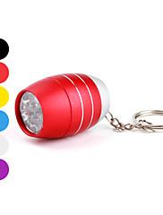 Privjesci sa svjetiljkom LED 1 Način 50 Lumena Super Light / Kompaktna veličina / Male veličine Others CR2032 Others ,Crn / Plav / Zelen