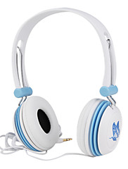 módní barevné mp3 sluchátka