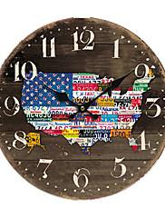 Američka country zidni sat