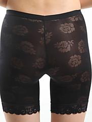 dámské hedvábné sexy kalhotky (3 ks / bal, náhodné barevné)