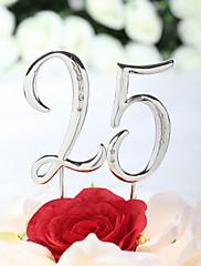 primeros de la torta maravillosa rhinestone número primero de la torta