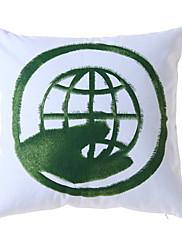 Země potřebuje lásku dekorativní polštář