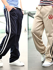 sprotive pánské rovné kalhoty