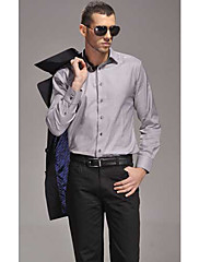 Pánské bavlněné Black-White Check bavlněné tričko