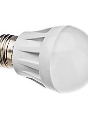 3W E26/E27 LED kulaté žárovky A50 20 SMD 3014 270 lm Přirozená bílá AC 220-240 V