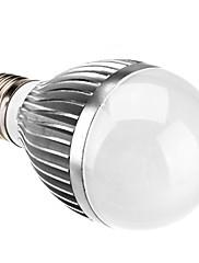 E27 7ワット14x5630smd 560LM 3500K冷たい白色LEDボール電球(110-220V)