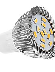 4W GU10 LED bodovky MR16 12 SMD 5630 360 lm Teplá bílá AC 110-130 / AC 220-240 V
