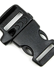Outdoor Camping Survival Whistle Buckle