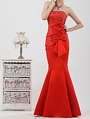 Lady Antebellum Handmade v čínském stylu Bandeau šaty Slim