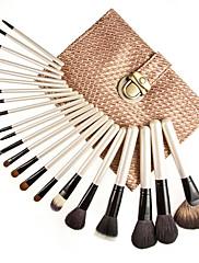 22 ks Makeup Brush Set Top ratanový peněženka