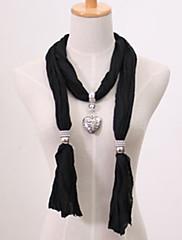 女性の2013新しいファッションジュエリーのペンダントスカーフ