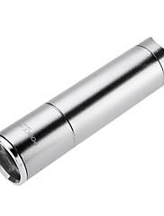 SmallSun LED svítilny Svítilny do ruky LED 100 Lumenů 3 Režim Cree XR-E Q5 AA Voděodolný Kempování a turistika Hliníkové slitiny