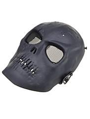 Black Death Skull Full Fack Chraňte Bezpečné Mask