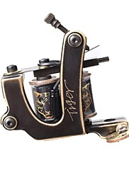 FTTATTOO ® CNC Přesné Carving Bronze Tattoo Machine Gun