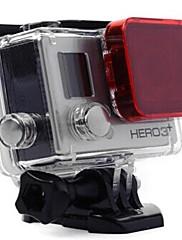 Červená Žlutá Oranžová Filtr je vhodný pro GoPro Hero 3 + Lens Sukně