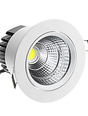 7W 420-500lm 6000-6500K hladna bijela svjetlost LED stropne svjetlo (85-265V)