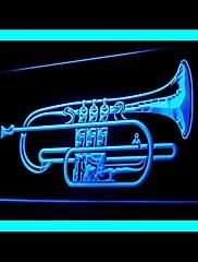 ホーン音楽広告LEDライトサイン