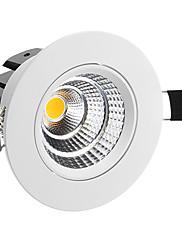 3w 210-240lm 3000K teple bílé světlo LED stropní světlo (85-265V)