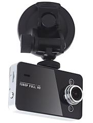 2,7 inčni zaslon Full HD 1080p Dash kamera 140 stupnjeva objektiv s G-senzor K6000 Auto DVR