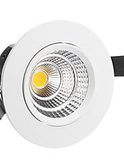 5 w 320-350LM 3000K teplá bílá světla LED stropní světlo (85-265V)