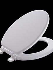 Legno Milano ® American Standard allungata Bianco Modellato Legno Toilet Seat