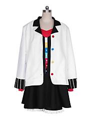 Vocaloid přejídání: idle syndrom gumi cosplay kostým