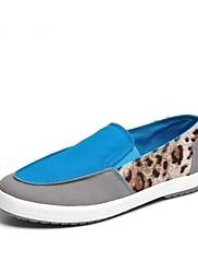 婦人靴ラウンドつま先フラットヒールローファーより多くの色が利用可能靴