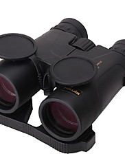 Nikula® 8x 42 mm 双眼鏡 防水 / HD / 耐候性 / ナイトビジョン 105m/1000m センターフォーカス / 独立繰り出し式 全面マルチコーティング 一般用途向け 標準 / ズーム双眼鏡 / ディムライト / 防水 ブラック