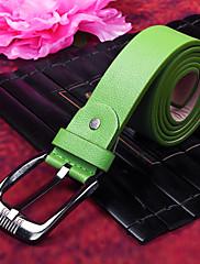 lime green pu pás