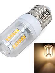 marsing®M33 E27 5ワット500lm 3500K 30×SMD 5730は、温白色電球ランプ(交流220V)を導いた