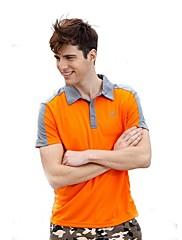 venkovní chalupy, letní pánské polyester Mulit barvy rychleschnoucí turistické trička