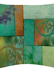 Neki zeleni baršun Totemi dekorativne jastučnicu