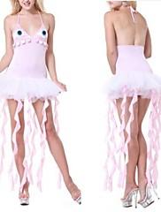 海の女王の人魚大人の女性のカーニバルの衣装
